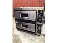 Pizza oven and mixer