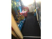 2 bedroom flat looking for a 2 bedroom house!