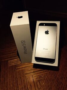 IPHONE 5S PERFECT CONDITION West Island Greater Montréal image 1