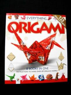 Everything Origami - Matthew Gardiner/Hinkler [Unused]