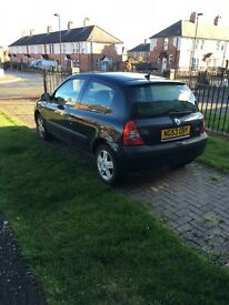 Renault Clio 1.2 53plate £500 ono