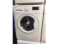 Beko washing machine 6 month warranty free delivery