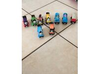 Thomas the tank engine trains and carriage bundle