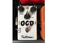 OCD overdrive/distortion guitar pedal clone