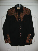 Chemise western Scully