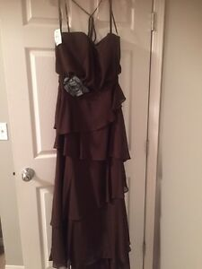 Never worn size 14 bridesmaid dress