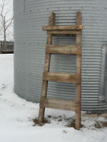 Large Wooden Ladders $50.00 each