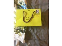 Brand new Ted Baker scarf with bag and tags.
