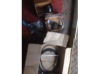 Brand new teleflex steering