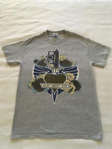 Bon Jovi What About Now 2013 Tour T-Shirt Size S Small w/ Tour Dates Hard Rock