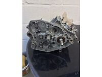 Suzuki rg125 fun engine and generator