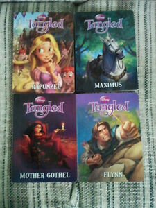 TANGLED TALES FROM THE TOWER 4 BOOK SET IN BOX **ORILLIA**