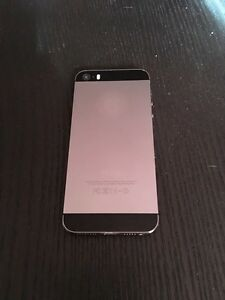 iPhone 5s space grey 16g