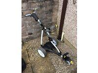 Powakaddy FW3 Electric golf Trolley