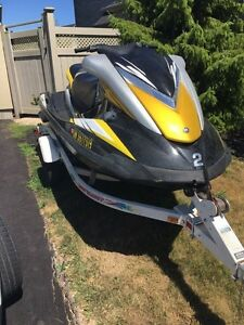 2006 Yamaha fx ho wave runner 7000$