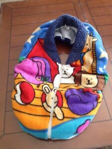 Baby carrier blanket KEEPS BABY WARM!! (delete when sold) London Ontario image 1