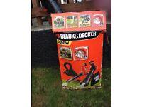 Black n decker vacuum/blower