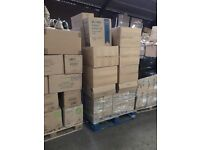 Disposable cups and plates , job lot , bankrupt stock , catering