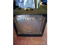 Roland bass amp