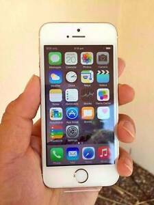 MULTIPLE IPHONE 5S 32GB UNLOCKED WITH TAX INVOICE AND WARRANTY Surfers Paradise Gold Coast City Preview