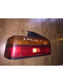Honda Prelude 1990 N/S Rear Light