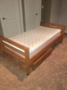 Crate Design Twin Bed