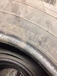 275/65r18 tired $180 obo Cambridge Kitchener Area image 6