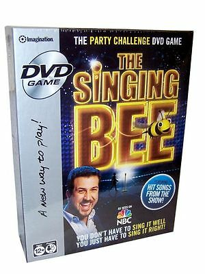 - The Singing Bee DVD Game