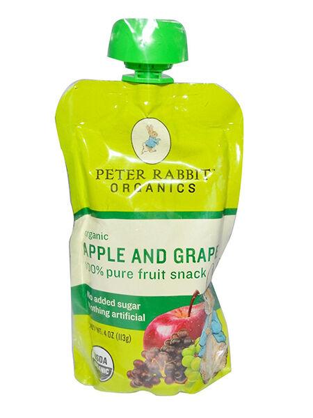 Peter Rabbit Organics Pouches