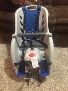 Infant/toddler attachment for back of bike in new condition