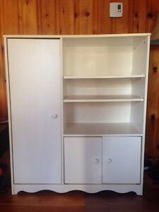 Child's armoire/storage unit