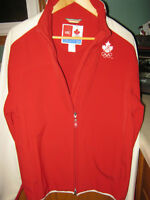NICE Team Canada HBC '06 Olympic hockey-style jacket $49-Large