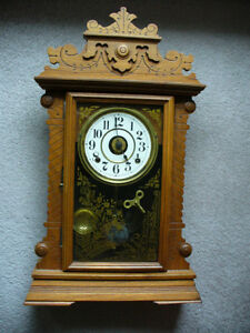 horloge antique seth thomas clock co. negociable