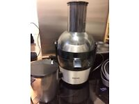 Philips juicer hr1863