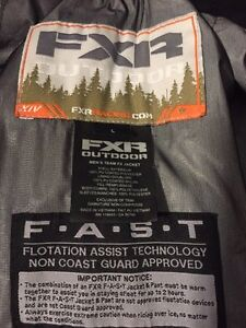 Men's FXR snow suit Kitchener / Waterloo Kitchener Area image 4