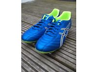 New rugby shoes Lethal ASICS ST metal studs size 8 1/2