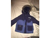 Baby boy Adidas, converse, and mckenzie tracksuits and mckenzie coat for sale £10 each or al for £50