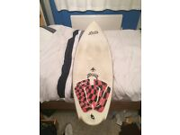 Surfboard 6'4 Lost FireWire Stealth