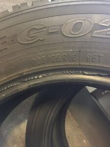 205/65/16 winter tire. Only one. Like new