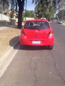 2010 Toyota Yaris YRS Hatchback. QUICK SALE - MOVING INTERSTATE Keilor Downs Brimbank Area Preview