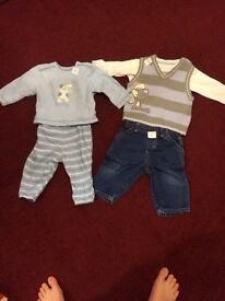 3-6 months boys bundle