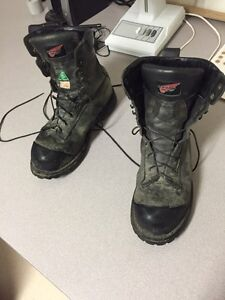 Men's working boots