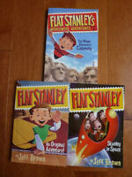 FLAT STANLEY AND JUDY BLUME BOOKS