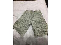 Mantaray Mens Cargo Shorts 30W
