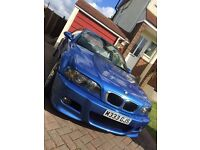 Bmw e46 m3 manual individual immaculate