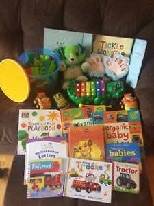 Kids/baby toys/books