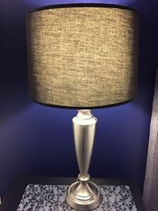 2 Black Lamp Shades - New Condition! $35 OBO