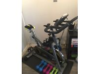 Diadora Racer 23 - Spinning Bike ** Only used twice** RRP: £599 receipt included for warranty!