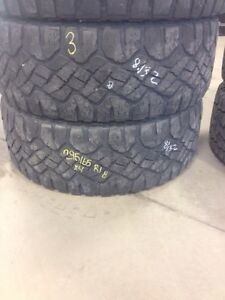 295/65R18 10ply Duratracs
