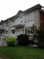 Nouv. Rosemont, RDC Duplex, 5 1/2 + s/sol, Grand, rénové, garage